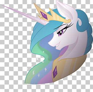 Pony Princess Celestia Art Rarity Winged Unicorn PNG
