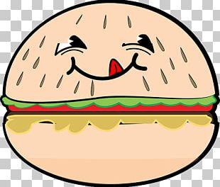 Hamburger Cheeseburger French Fries Fast Food Junk Food PNG