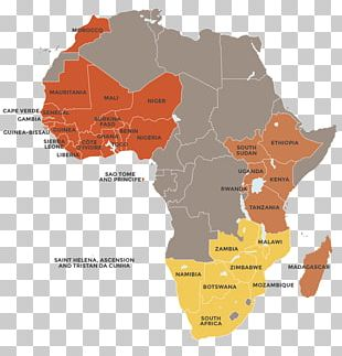 Democratic Republic Of The Congo Map PNG