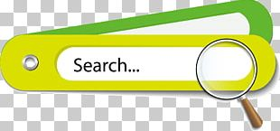 Magnifying Glass Search Box PNG
