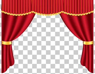Theater Drapes And Stage Curtains Window PNG