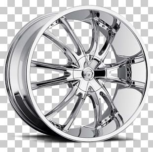 Custom Wheel Car Rim Center Cap PNG