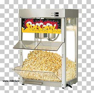 Popcorn Makers Restaurant Food Sneeze Guard PNG