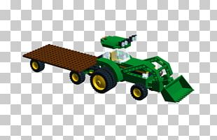 Tractor LEGO Motor Vehicle Product Design PNG