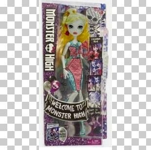 Barbie Lagoona Blue Monster High Frankie Stein Doll PNG