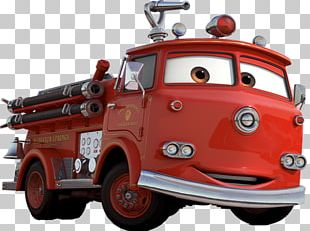 Cars Lightning McQueen Mater Doc Hudson Character PNG