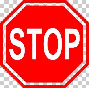 Stop Sign Car PNG