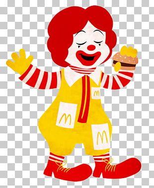 Ronald McDonald McDonald's French Fries McDonald's #1 Store Museum McDonaldland PNG