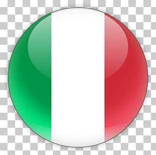 Flag Of Italy Stock Photography PNG
