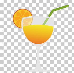 Orange Juice Harvey Wallbanger Cocktail Sea Breeze PNG