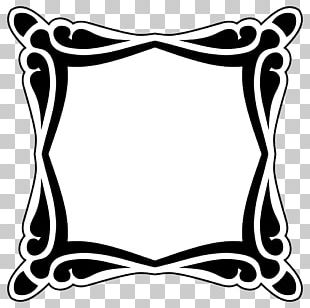 Frames Floral Borders Decorative Arts PNG