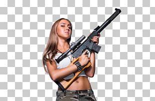 Rifle Firearm Air Gun Mercenary PNG