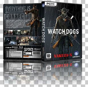 Watch Dogs PC Game Electronics Video Game PNG
