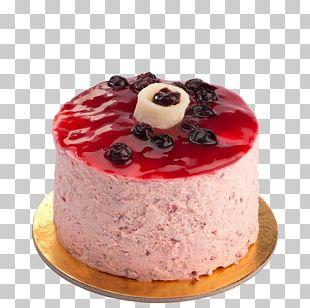 Cheesecake Torte Mousse Bavarian Cream Sponge Cake PNG