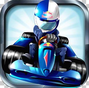 Red Bull Stunt Karts Android Kart Racing PNG