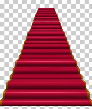 Red Carpet Red Carpet Stairs PNG