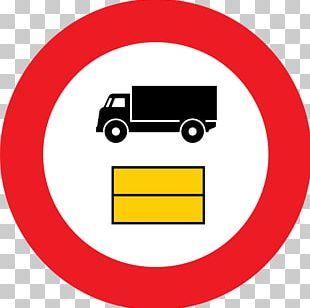 Traffic Sign Signage Senyal Vehicle Cargo PNG
