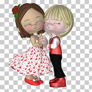 Valentine's Day Love Saint PNG