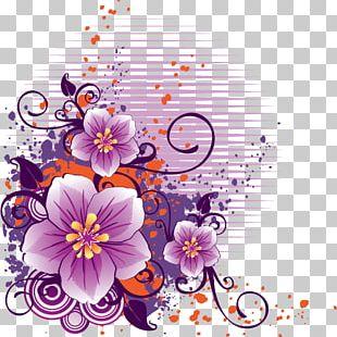 Graphics Floral Design Cdr Flower PNG