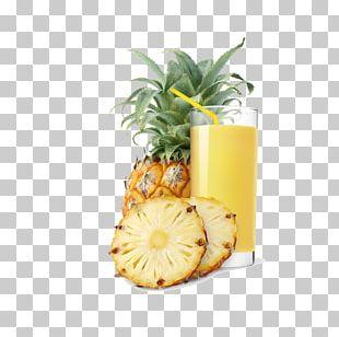 Juice Smoothie Milkshake Pineapple Drink PNG