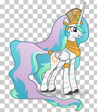 My Little Pony Winged Unicorn Princess Celestia PNG
