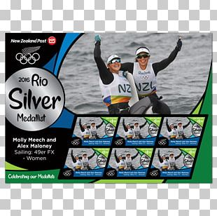 Olympic Games Rio 2016 Bronze Medal New Zealand Post Collectables & Solutions Centre Sports Canoe Sprint PNG