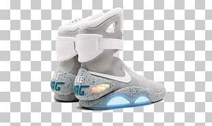Nike Mag Air Force Adidas Yeezy Shoe PNG