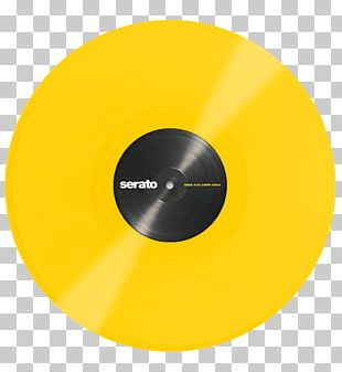 Compact Disc Phonograph Record Serato Scratch Live Vinyl Emulation Software PNG
