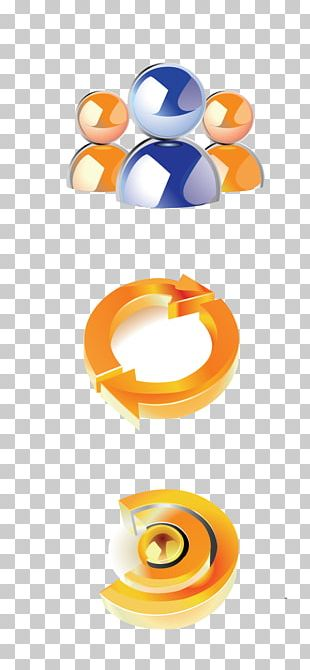 Logo 3D Computer Graphics Icon PNG