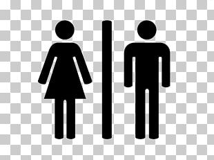 Bathroom Public Toilet Male Sign PNG