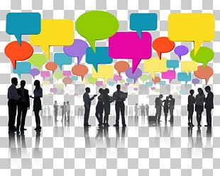 Business Communication Social Media Language Stock Photography PNG