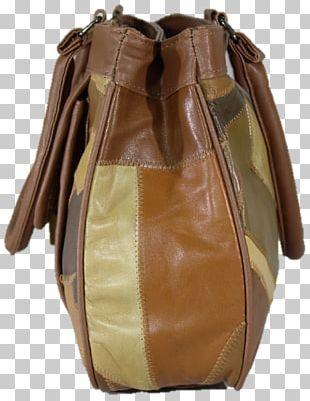 Handbag Caramel Color Brown Leather Messenger Bags PNG