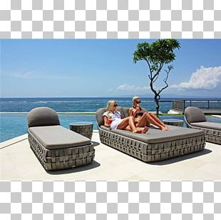 Table Chaise Longue Sunlounger Couch Leisure PNG