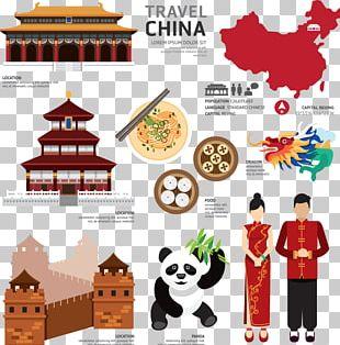 China Icon Design Flat Design PNG