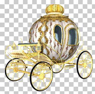 Cinderella Disney Princess Carriage PNG