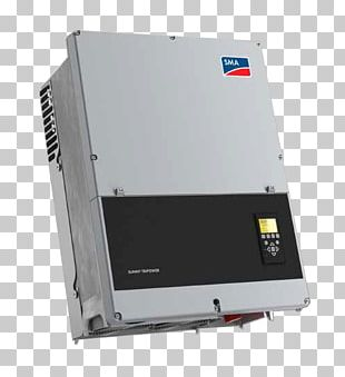 SMA Solar Technology Power Inverters Solar Inverter Direct Current Photovoltaic System PNG