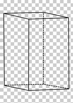 Triangular Prism Geometry Geometric Shape Drawing PNG