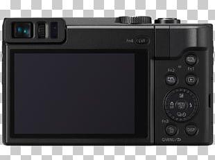 Panasonic Lumix DMC-TZ60 Point-and-shoot Camera Secure Digital PNG