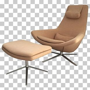 Swivel Chair Foot Rests Living Room Footstool PNG