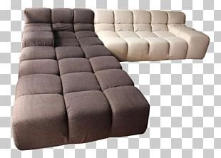 Chaise Longue Couch Sofa Bed B&B Italia Chair PNG