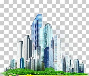 Desktop Green City HD Mobile Phones PNG