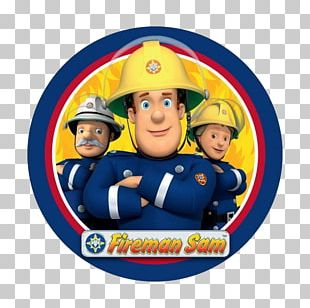 Fireman Sam Birthday Cake Cupcake Cake Decorating PNG
