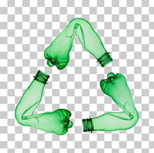 Plastic Recycling Waste Plastic Bottle PNG
