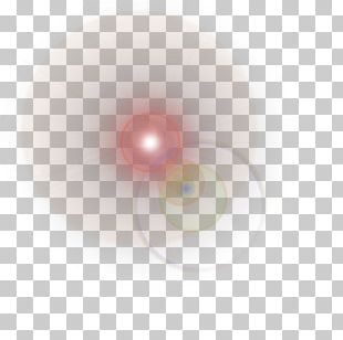 Naked Eye Lens Flare Visual Perception PNG