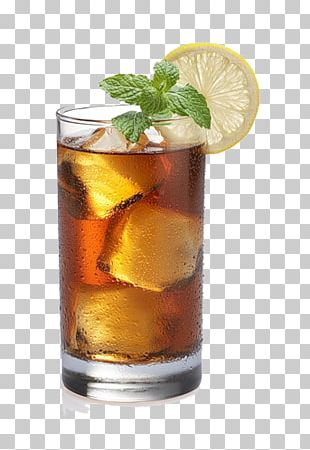 Stevia Cocktail Juice Iced Tea PNG