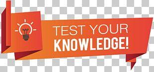Test Knowledge Quiz Logo PNG