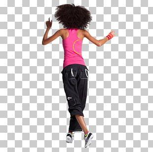 Sportswear Hip-hop Dance Zumba Shoulder PNG