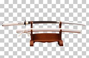 Sword Katana Japan Samurai Craft PNG