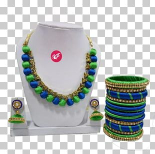 Necklace How To Make Jewelry Silk Thread Jewellery PNG