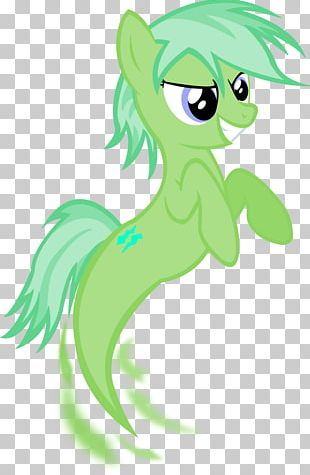 Horse Green Fish PNG